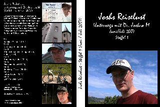 Reiselust Cover Staffel 1